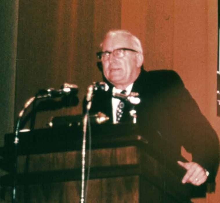 Br Albert Sheppelbaum - Centenntial Convention - 1974