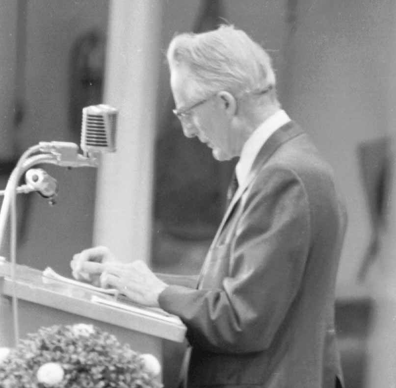 Br Ted Smith - Metro Detroit Convention - April 5-6, 1975